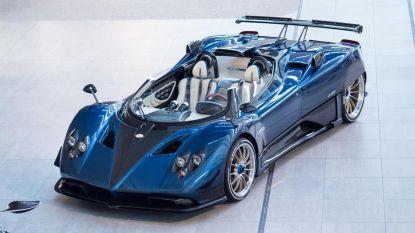 Dit is de duurste nieuwe auto aller tijden, maar een dak zit er niet bij