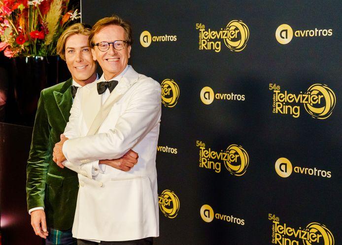 Rogier Smit en Frank Jansen.