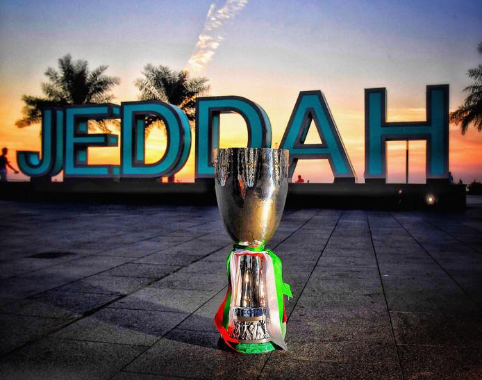 De Italiaanse Supercoppa, waar om gespeeld wordt vanavond.