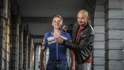 """Boonen leidt Evenepoel symbolisch het profpeloton binnen: """"Ge gaat verschieten"""""""
