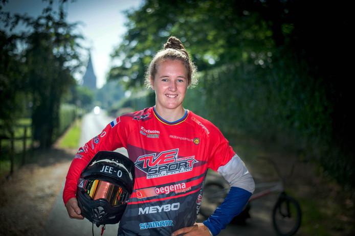 Laura Smulders in Horssen.