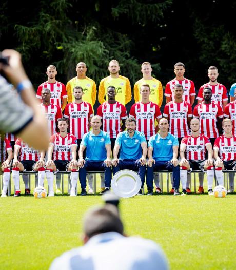 PSV voor de veertiende keer met dezelfde basisploeg in de eredivisie, record in zicht