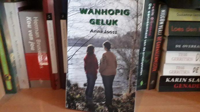 'Wanhopig geluk', boek van Anna Jooss.