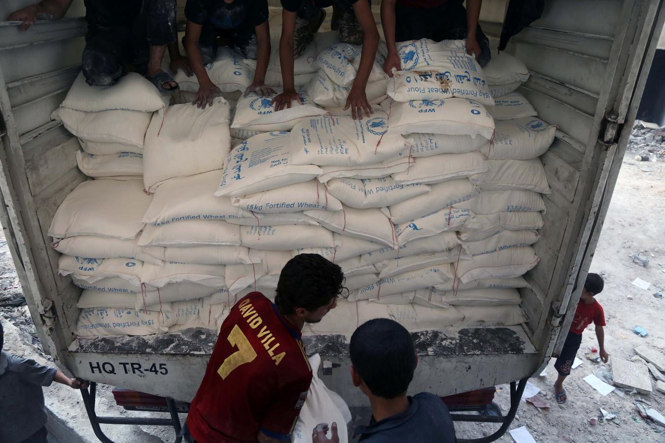 De twee hulporganisaties hebben een onderzoek ingesteld naar eventuele fraude