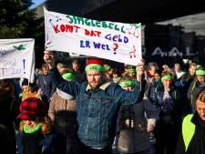 Leraren voelen zich bekocht door 'steuntje in de rug' tegen werkdruk