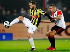 Matavz terug bij Vitesse: 'Been was slechts bot met stuk vel'