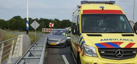 Een gewonde na eenzijdig ongeval in Kaatsheuvel