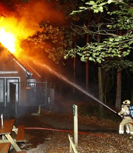 Alle hens aan dek voor brandweer: achter elkaar raak in regio Zwolle