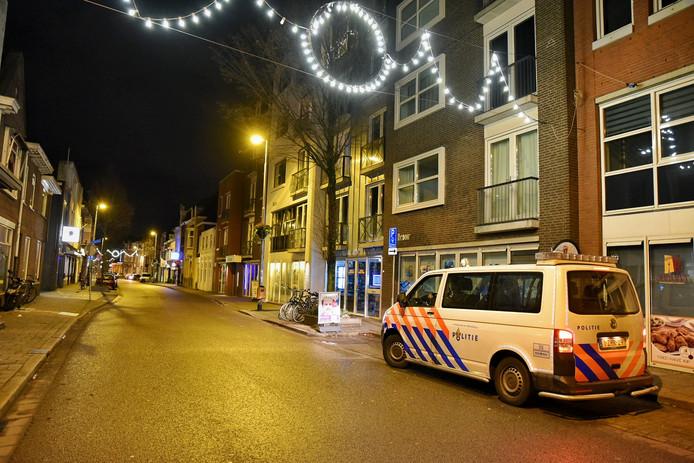 Poging tot beroving in Tilburg