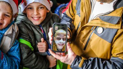 Cruciale dagen voor zieke Wout (10): school steekt hem een hart onder de riem