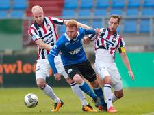 Van der Sande lost Kaars af als spits bij FC Den Bosch