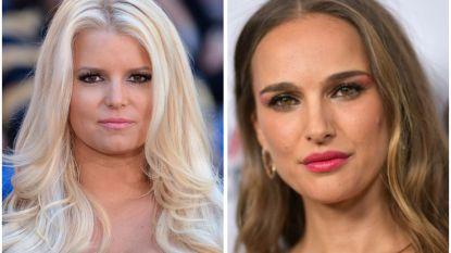 """Jessica Simpson is kwaad op Natalie Portman: """"Ik breek andere vrouwen niet af vanwege hun keuzes"""""""
