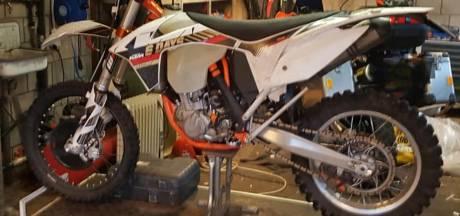 Crossmotor gestolen in Handel, man (27) uit Nuenen opgepakt
