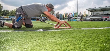 Met nieuw veld is Berkum bijna klaar voor nieuwe seizoen