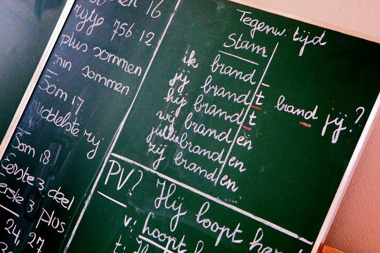 Volgens de Taalunie, de kennisorganisatie voor het Nederlands, zijn er wereldwijd meer dan 15.000 studenten die Nederlands leren buiten het eigen taalgebied.  Beeld ADN/Koen Suyk