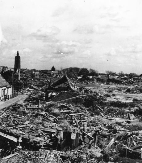 'Kom maar in de bunker, zeiden de Duitsers'. Pieternella Riemens-Hengst beleefde het bombardement van Westkapelle
