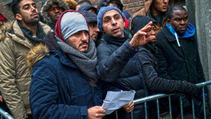 Opnieuw 38 mannelijke asielzoekers voor gesloten deur aanmeldcentrum Klein Kasteeltje