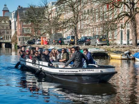 Als je morgen vastloopt in Den Haag: pak de boot