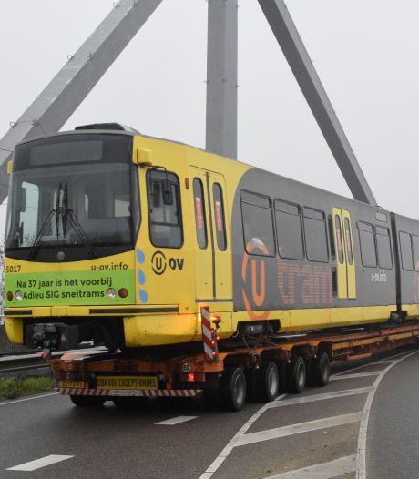 Oude Nieuwegeinse tram mag misschien weer rijden in Noord-Hollands museum