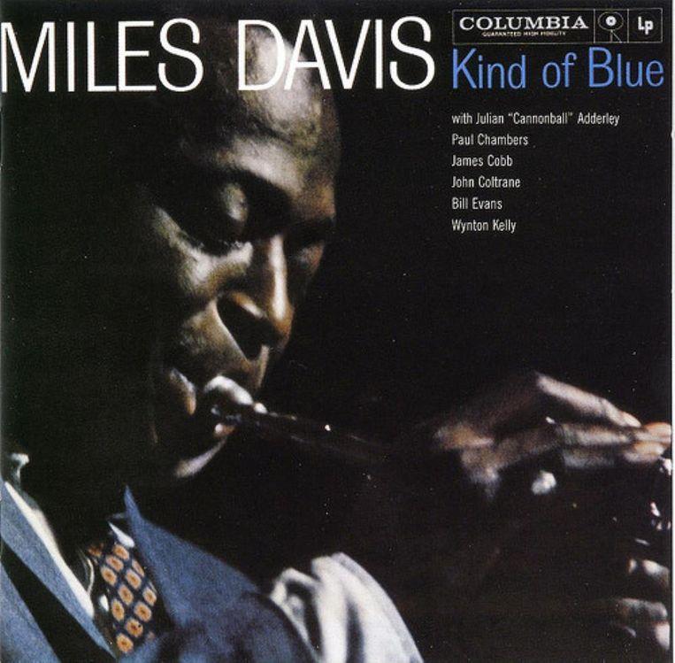 Miles Davis, Kind of Blue Beeld
