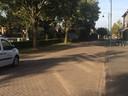 Het Oranjeplein in Mariahout