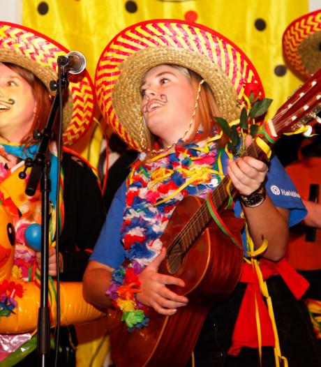 Songfestival Waspik brengt potpourri aan carnavalsmuziek