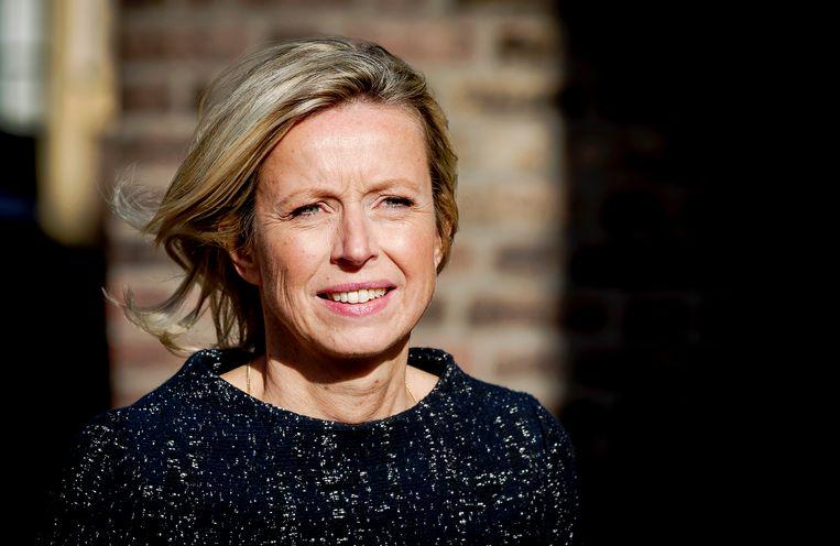 Kajsa Ollongren (D66). Beeld ANP