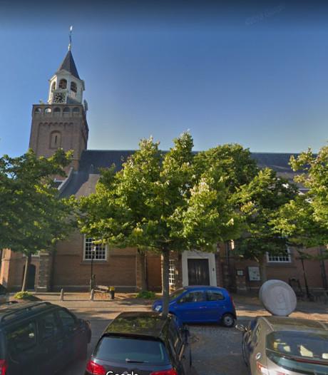 Scheur in luidklok van Dorpskerk in Bodegraven