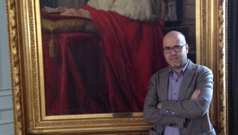 Uitgever Karl Drabbe werd ontslagen bij uitgeverij Pelckmans.