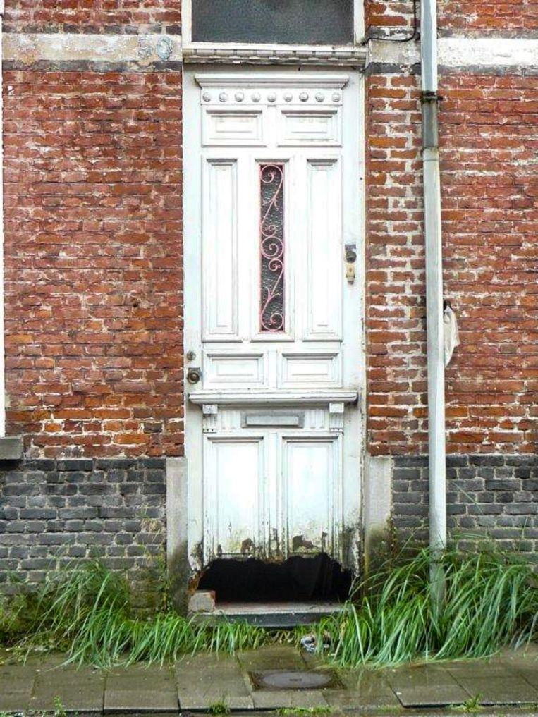 Illustratiebeeld verwaarloosde woning