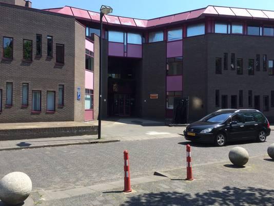 Het gemeentehuis van Leusden.