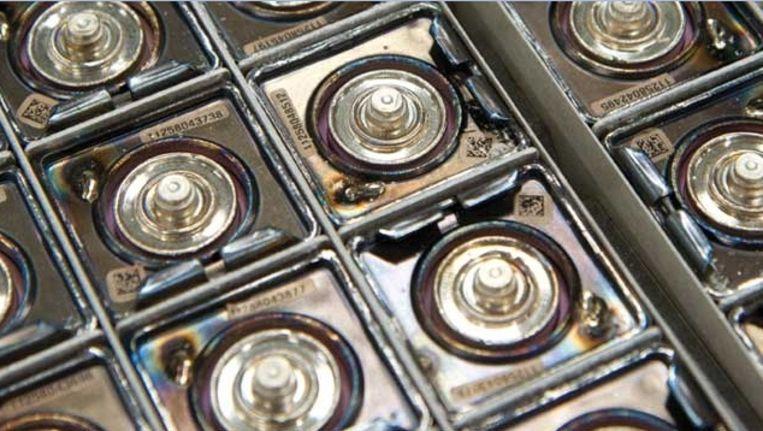 GE's Durathon batterij is milieuvriendelijker dan een loodaccu. Beeld GE