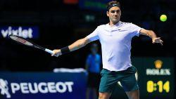Roger Federer krijgt eredoctoraat van Universiteit van Bazel
