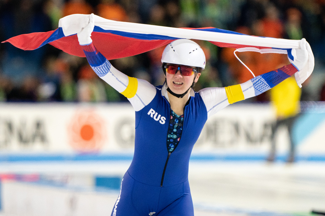 Daria Kachanova.