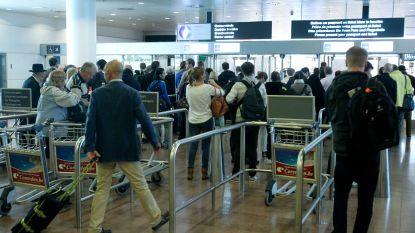 Nederlander op Brussels Airport betrapt met 2 kilo cocaïne in bagage