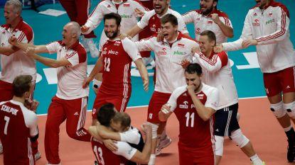 Vital Heynen kroont zich met Polen tot wereldkampioen in het volleybal