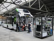 's Werelds eerste 'mierenzuurbus' rijdt eind dit jaar