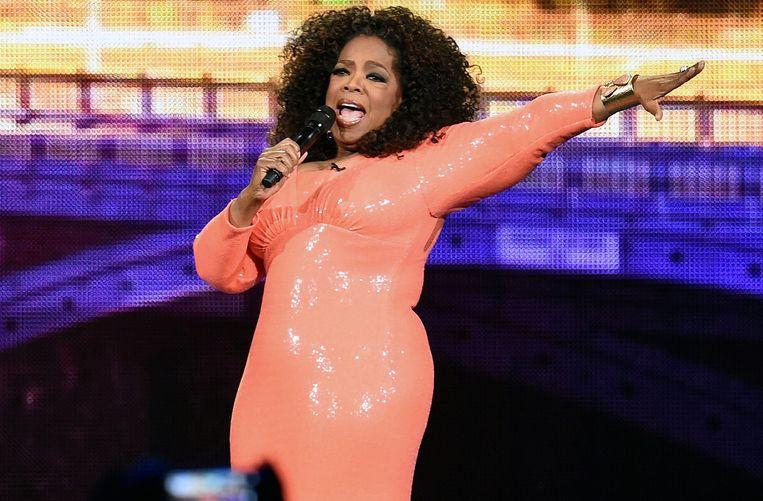 Oprah is nog steeds de meest succesvolle presentatrice aller tijden.