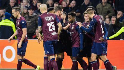 Football Talk. Jonge Belg speelt hoofdrol bij eerste nederlaag Ajax - Pearson nieuwe trainer van Watford - Lommel klopt OHL