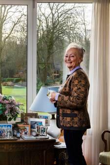 Tuin van Dorothy grenst aan die van het koningspaar: 'We worden dankzij hen wel goed beschermd'