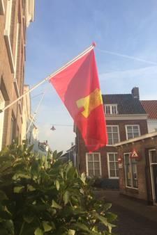 Feestvlaggen Middelburg 800 gestolen