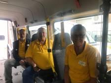 Franje kan weer met volle bussen de weg op in Hof van Twente