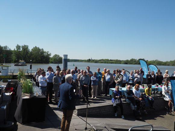 'Hoogtij' brengt zondag feest in de Scheldevallei, met meer dan 60 activiteiten in 22 gemeenten langs de Schelde.