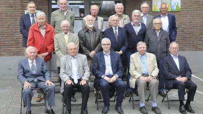 Oud-leerlingen te gast in het Sint-Aloysiuscollege