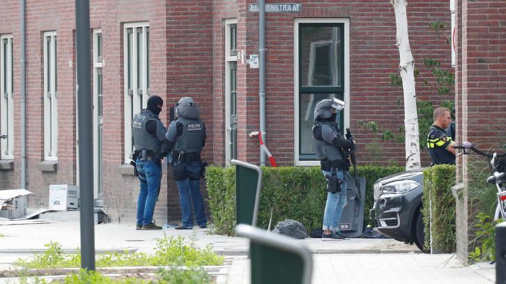 Arrestatieteam lost schoten bij aanhouding verwarde man in Eindhoven