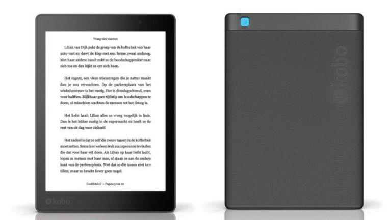 Nieuwe e-reader van Kobo verstoort uw slaap niet | Multimedia | iHLN ...