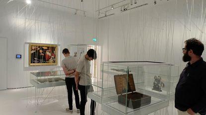 """""""Bij de mooiste musea van België"""""""