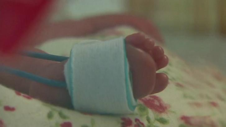 Bijzondere bevalling: Poolse vrouw bevalt van zesling