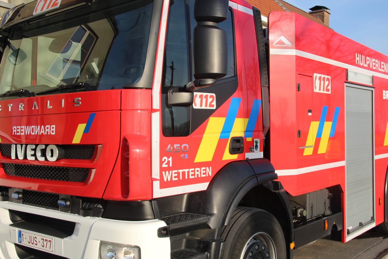 De brandweerkorpsen mochten snel rechtsomkeer maken.