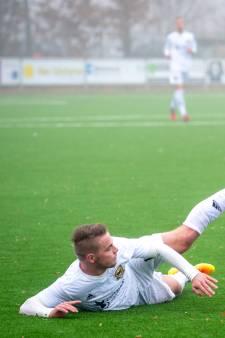 FC Winterswijk geeft alles weg tegen tiental van Bemmel